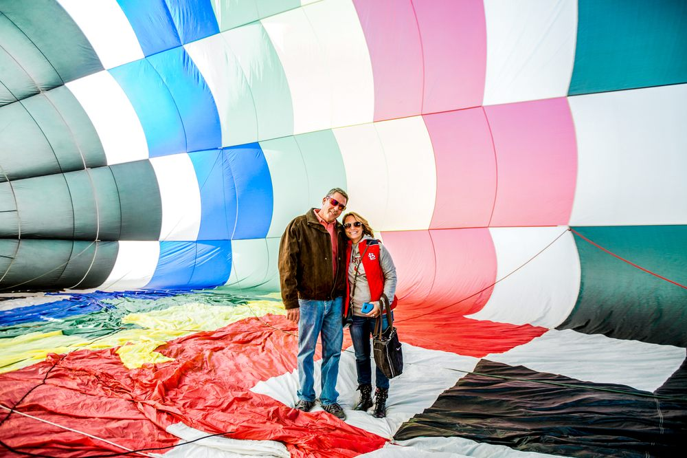 Balloons Over the Rainbow: House Springs, MO
