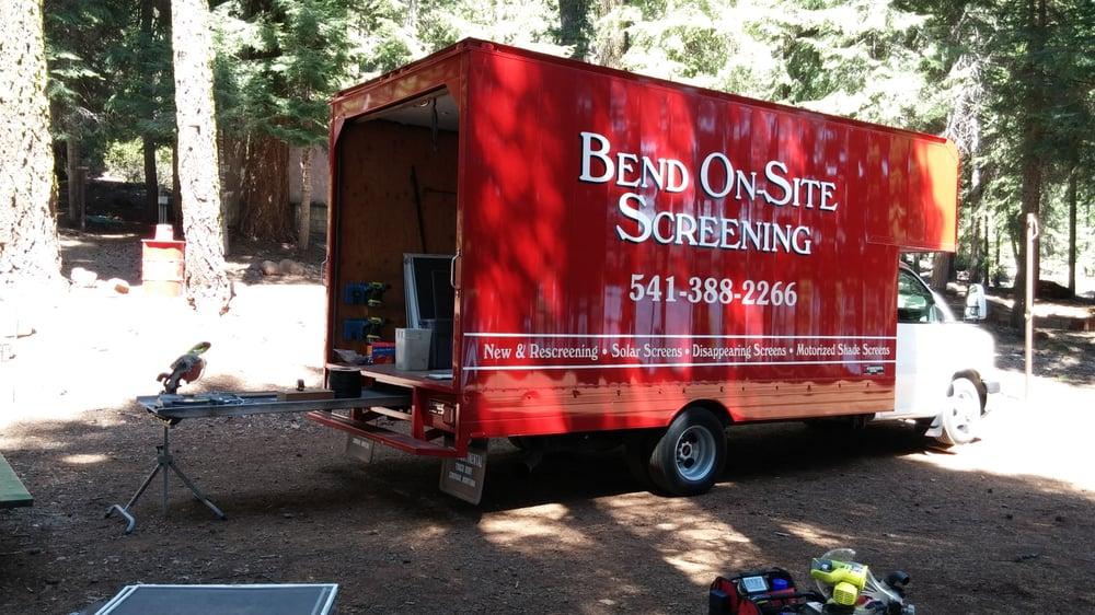 Bend On-Site Screening: 61580 American Ln, Bend, OR