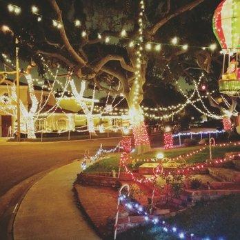 photo of sleepy hollow christmas lights torrance ca united states - Christmas Lights In Torrance