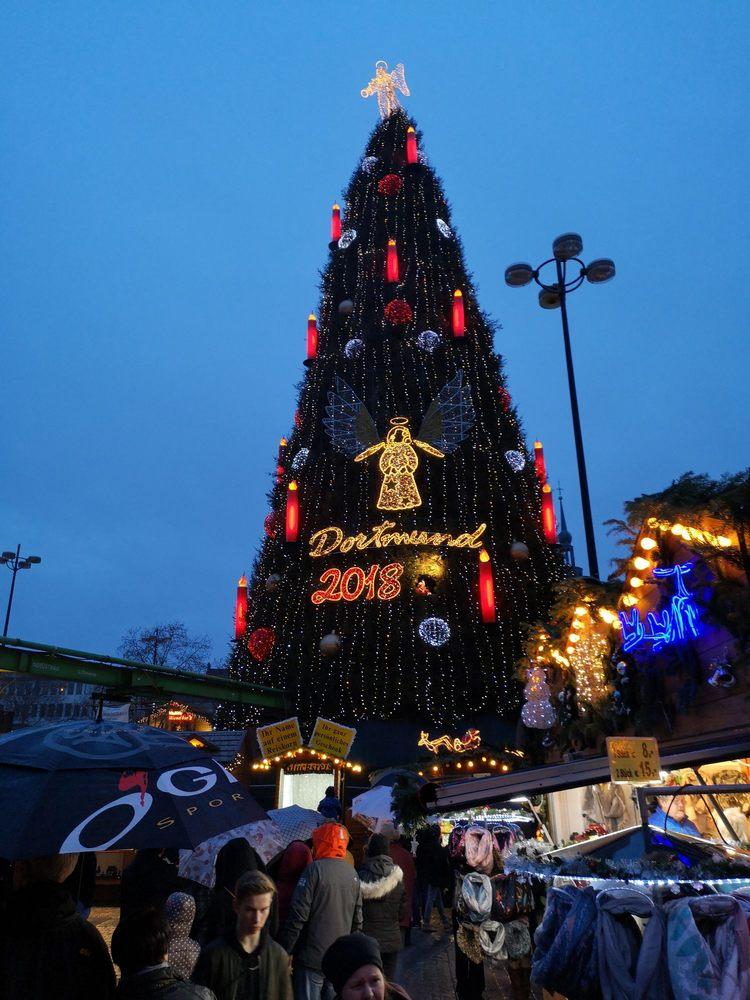 Dortmund Weihnachtsmarkt.Dortmunder Weihnachtsmarkt Sehenswurdigkeit In Dortmund