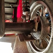 I Had Two Photo Of Electric Vehicle Mall Largo Fl United States Rear Brake One