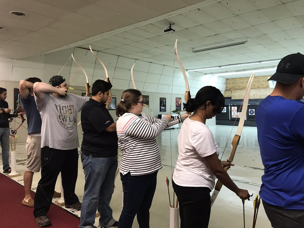 X10 Archery: 9701 Honeywell, Houston, TX