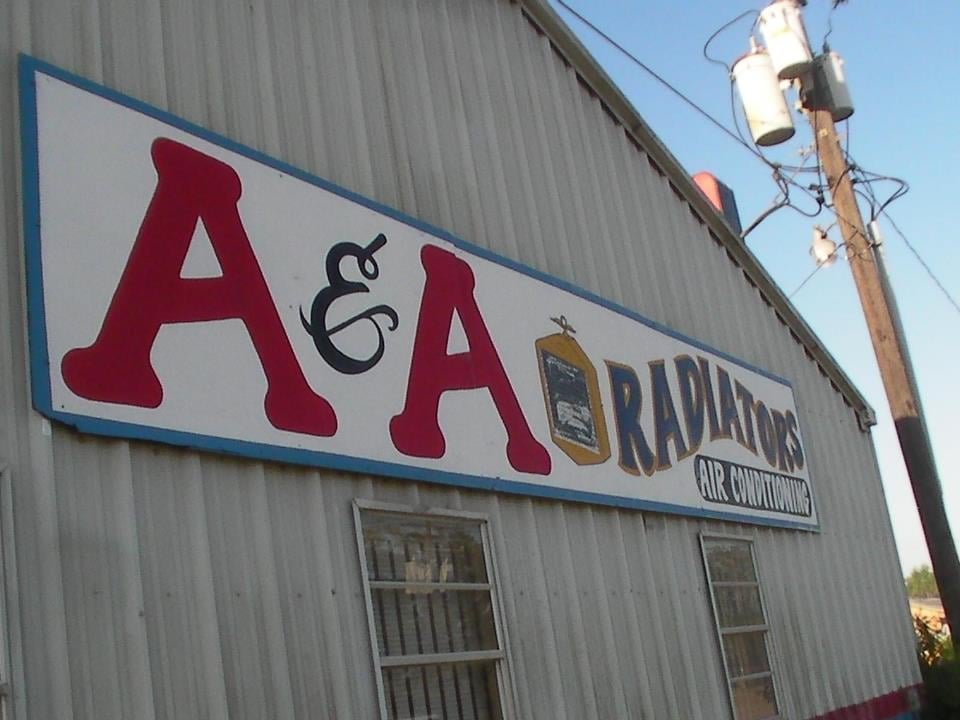 A & A Radiator & Automotive: 5235 College St, Beaumont, TX