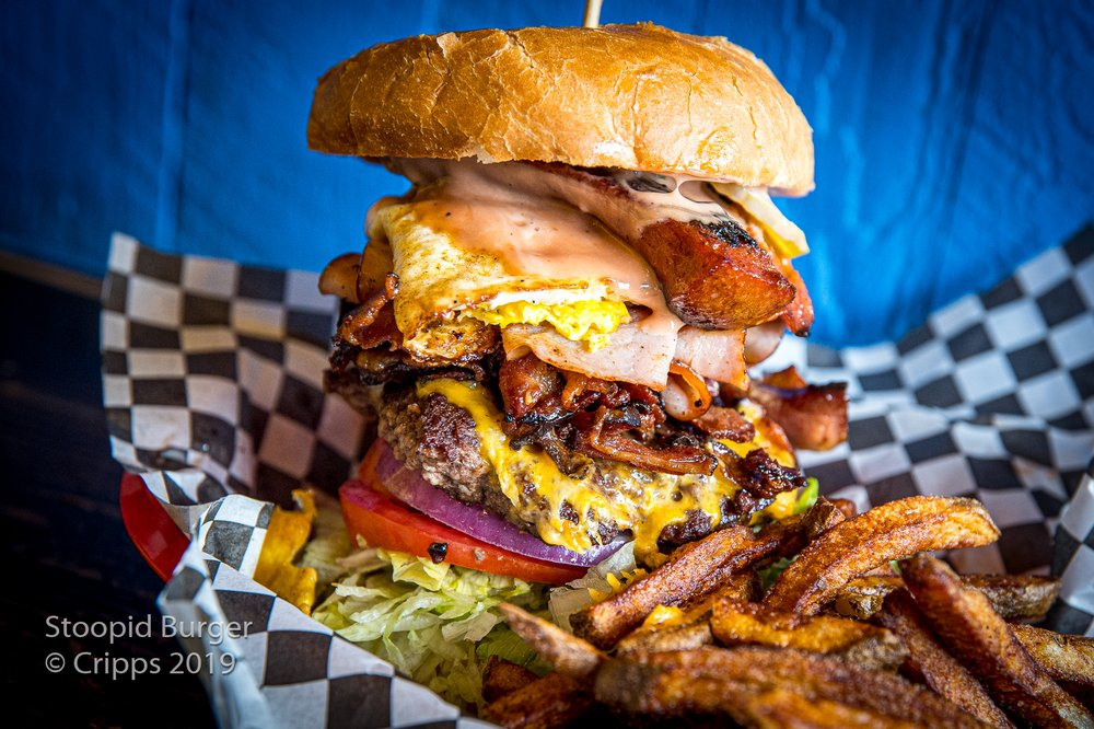 Stoopid Burger