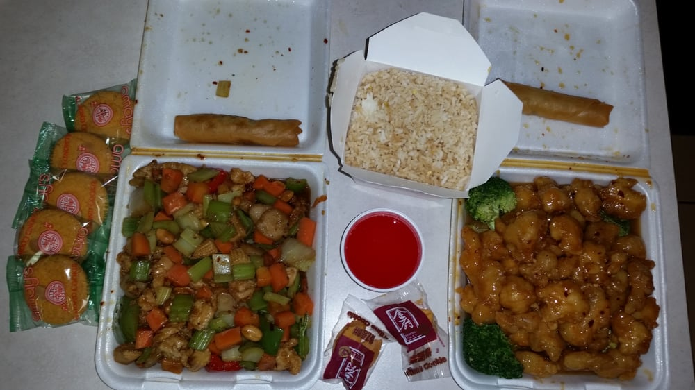 Great Wall Asian Restaurant: 1200 Dexter St, Fort Lupton, CO