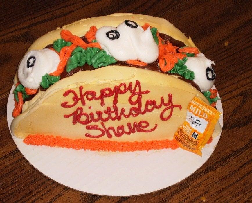 Robertos Taco Cake Yelp