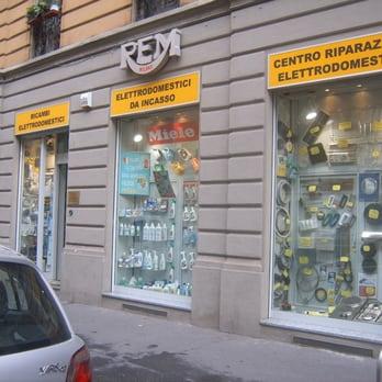 R.E.M. - Vendita/Riparazione elettrodomestici - Via Marcona 2, Porta ...