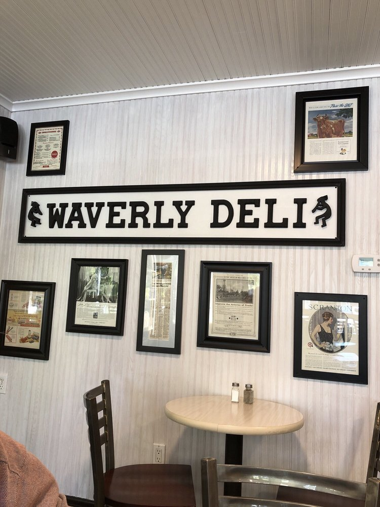 Waverly Deli: Clinton, Waverly, PA