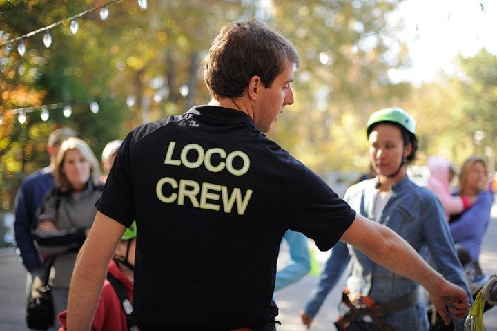 Loco Ropes!: 1025A Park Ave, Mountain View, AR