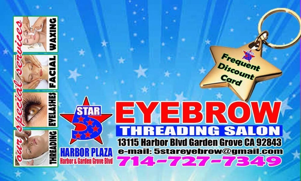 5 star eyebrow threading salon 38 photos 100 reviews for 4 star salon services