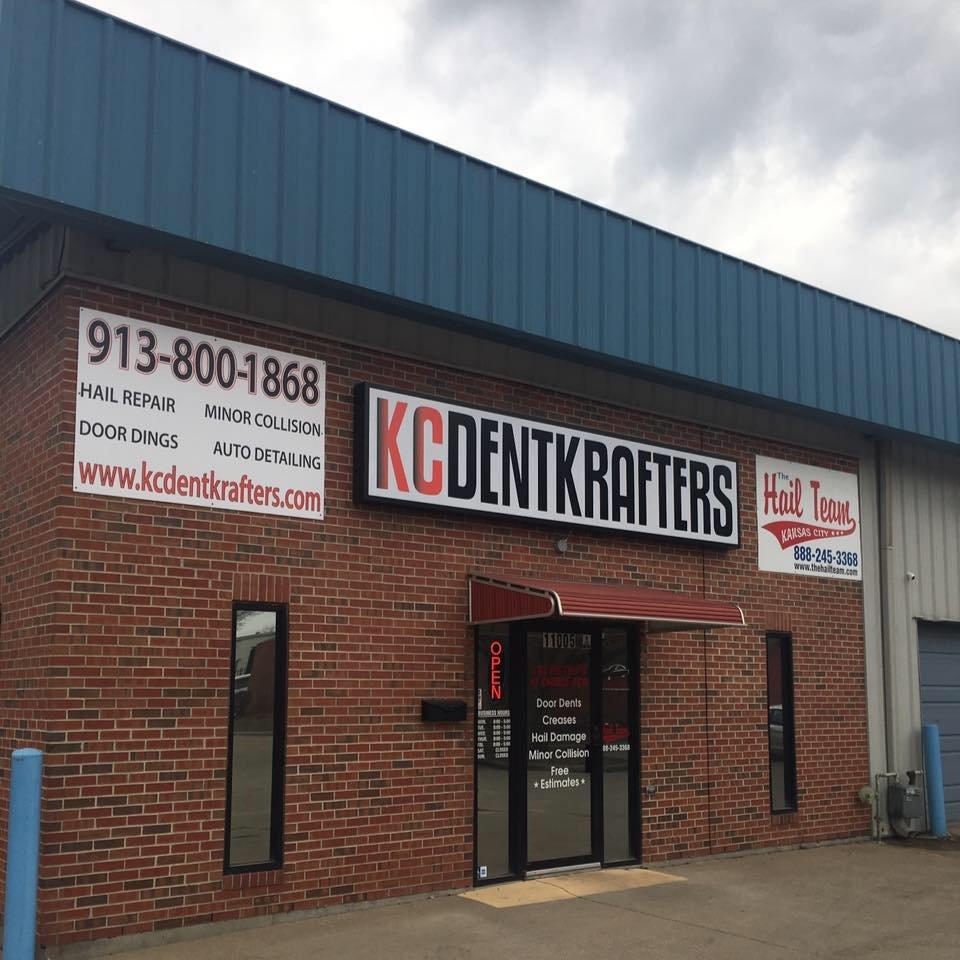 KC Dentkrafters: 11005 W 62nd St, Shawnee, KS
