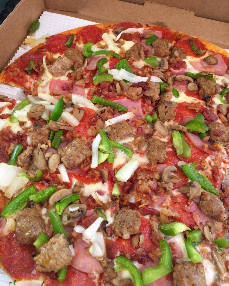 Marco's Pizza: 1021 Jamestown Blvd, Watkinsville, GA