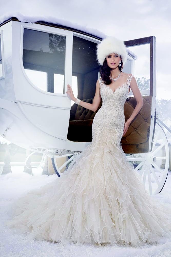 Sophia Tolli wedding dress - Yelp