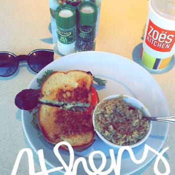 Zoes Kitchen Athens Ga Reviews