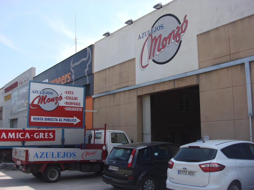 Monzo azulejos y saneamientos s a pavimentos autovia for Saneamientos valencia