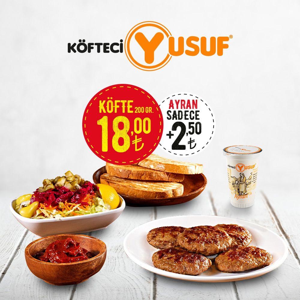Köfteci Yusuf: Macun-1 Mah., Ankara, 06