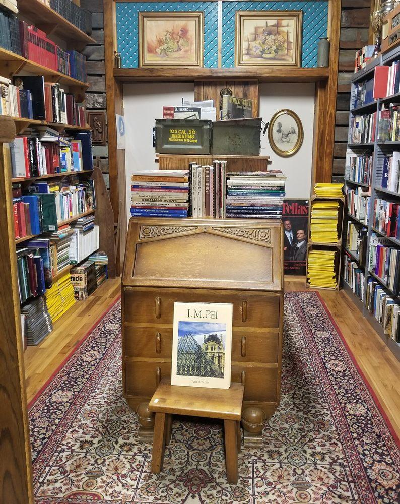 Crazy Lady Used Books & Emporium