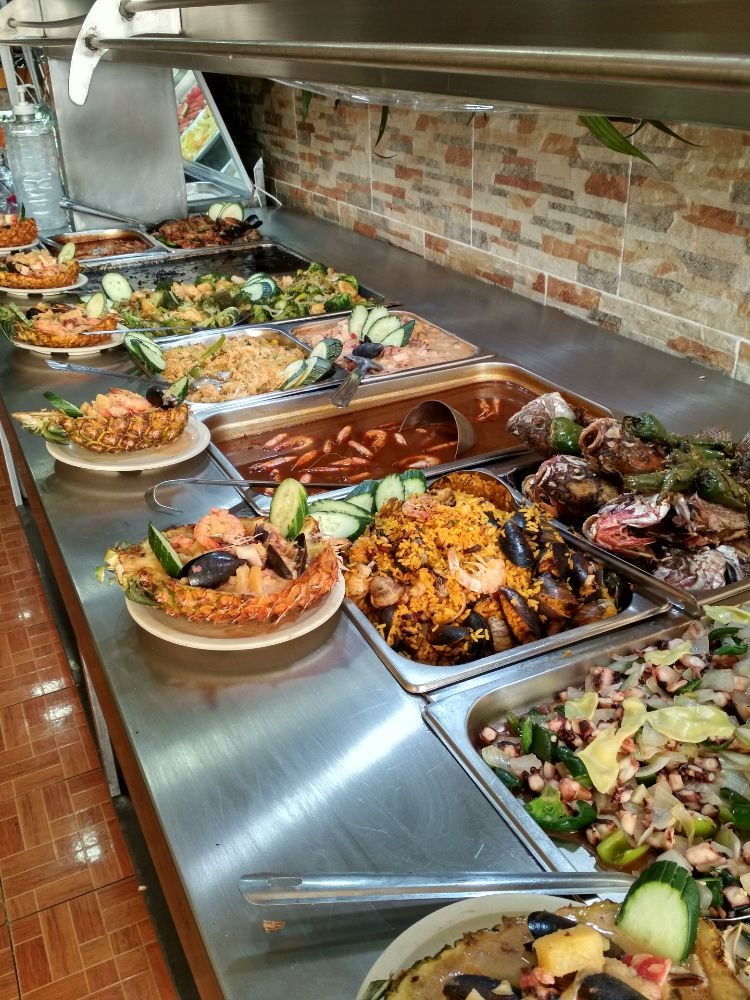 buffet de mariscos barra caliente variedad de platillos yelp rh yelp com buffet de mariscos en gdl buffet de mariscos near me