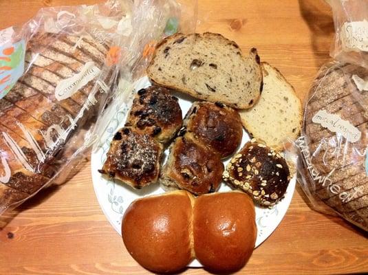 Iggy's Bread of the World Bakery, Cambridge