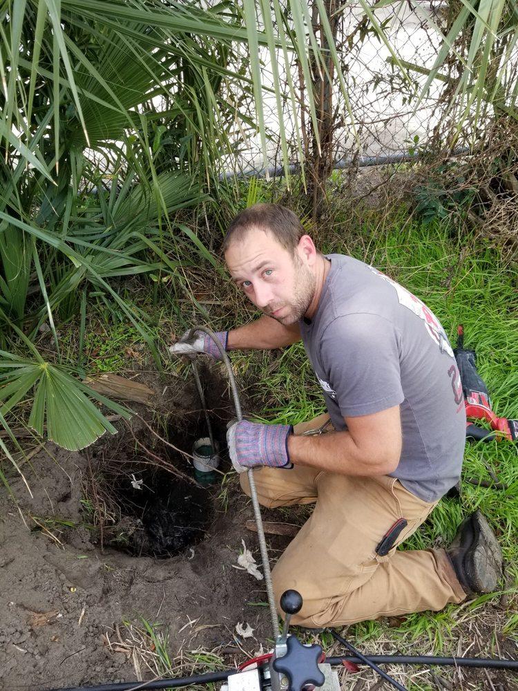 Master Plumbing Co.: Ludowici, GA