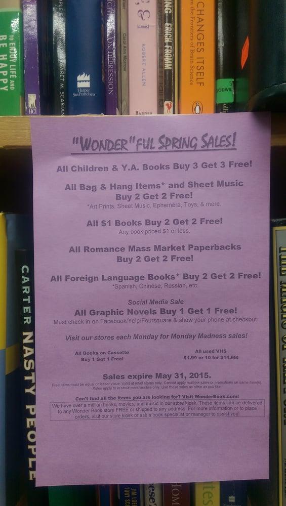 Photos for Wonder Book - Yelp
