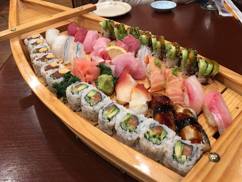Blue Fin Japanese Restaurant
