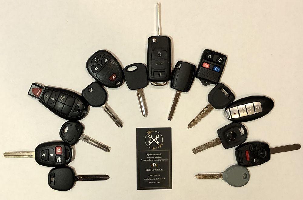 Mac's Lock & Key: 2400 NW Sunny Ln, Albany, OR
