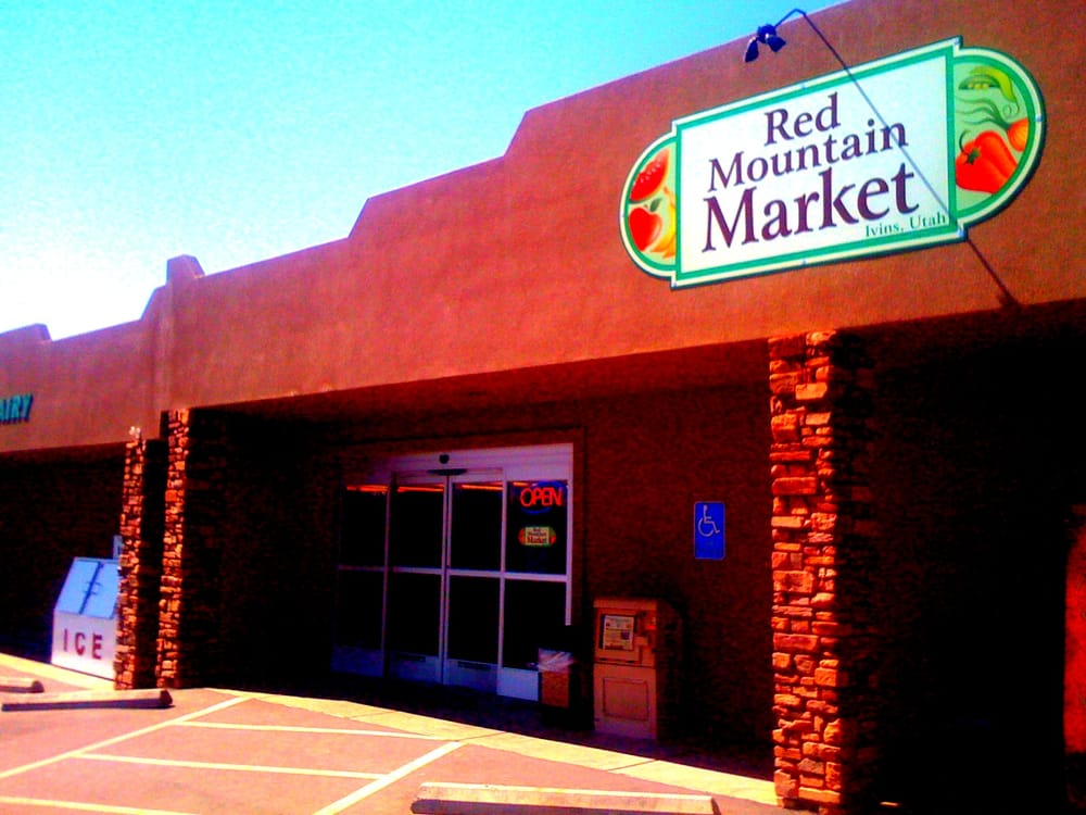 Red Mountain Market: 374 S 200th E, Ivins, UT