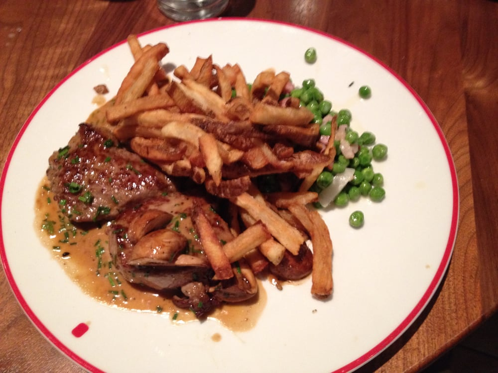 Photo of Farmers Fishers Bakers - Washington, DC, United States. Steak  Frites at