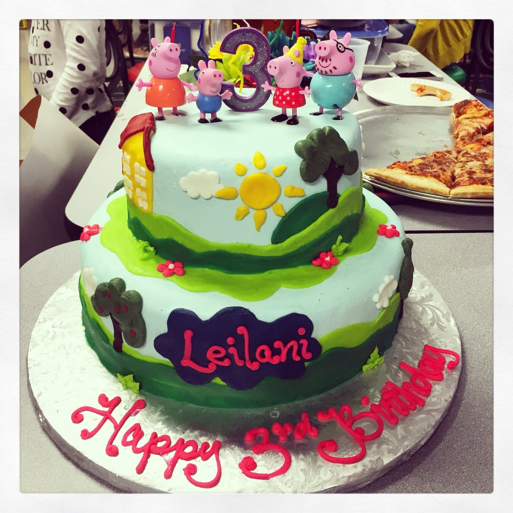 Stupendous Peppa Pig Birthday Cake Singapore Top Birthday Cake Pictures Birthday Cards Printable Giouspongecafe Filternl
