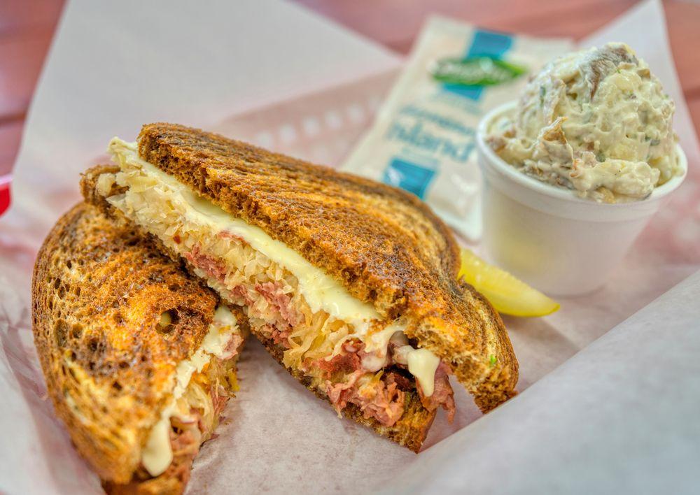 Llano River Creamery and Kitchen: 105 W Main St, Llano, TX