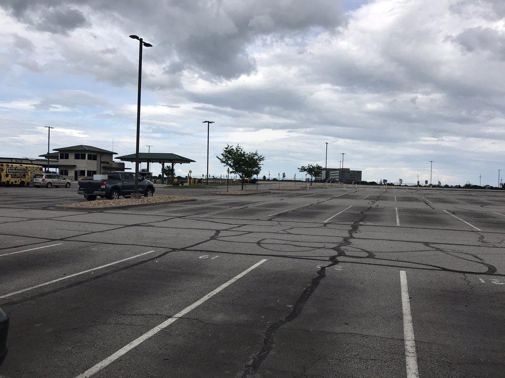 The Parking Spot: 12060 NW Prairie View Road, Kansas City, MO