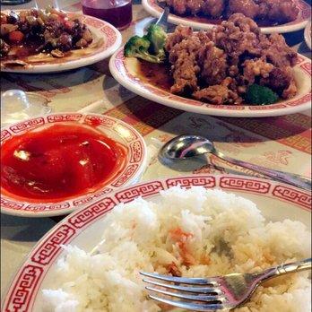 Egg Rolls Chinese Cafe Houston Tx