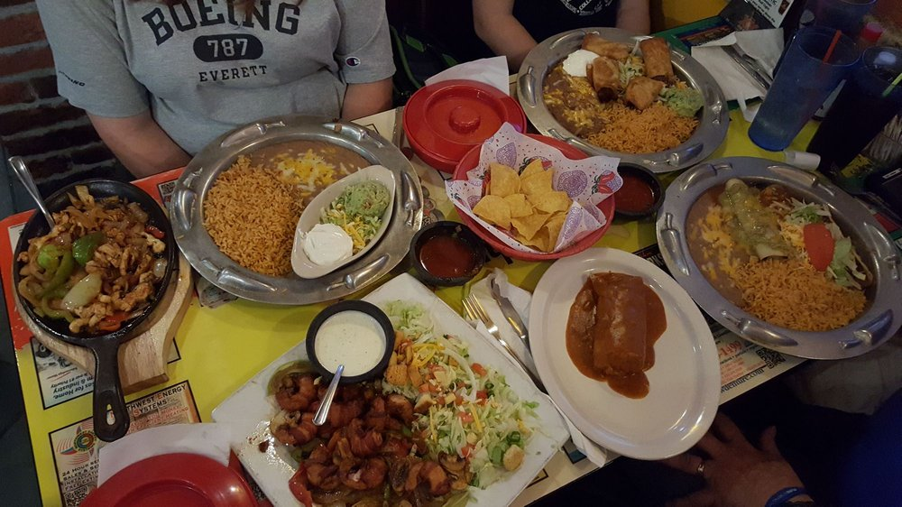 Chihuahua Family Mexican Restaurant: 5694 3rd Ave, Ferndale, WA