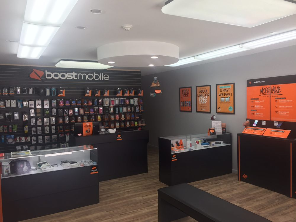 Boost Near Me >> Boost Mobile Store by Max Cellular - Mobile Phones - 51