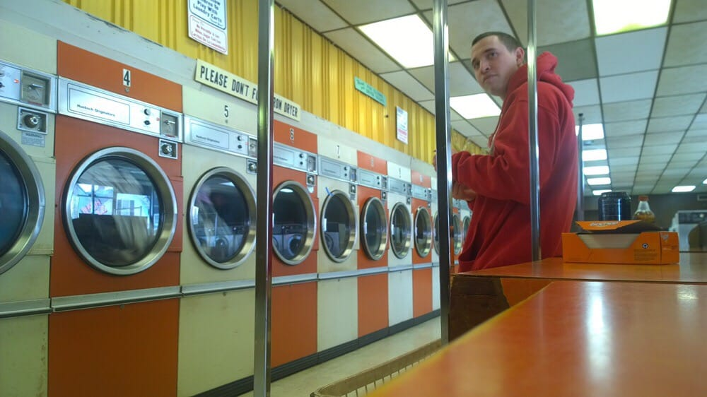 Norgetown Laundromat: 155 N Monroe St, Fremont, OH