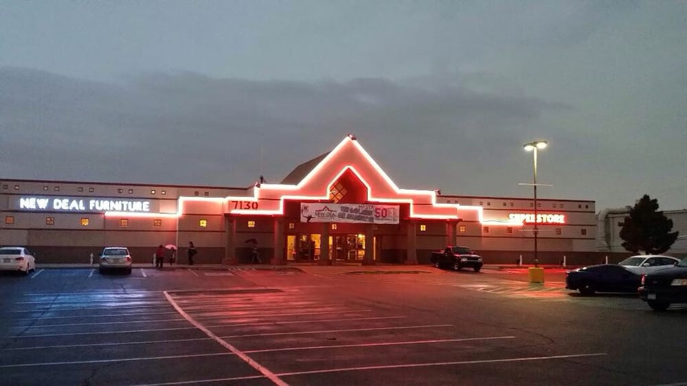 Photo Of New Deal Furniture Retail Store   El Paso, TX, United States.