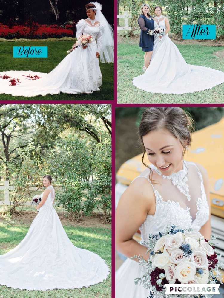 Susan Marie Tailor's & Wedding Dress Alterations