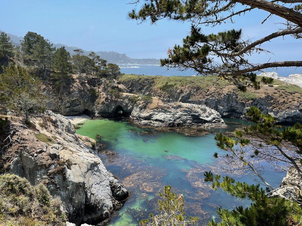 China Cove: 62 CA-1, Carmel-by-the-Sea, CA