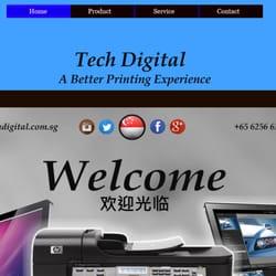 Photo Of Tech Digital