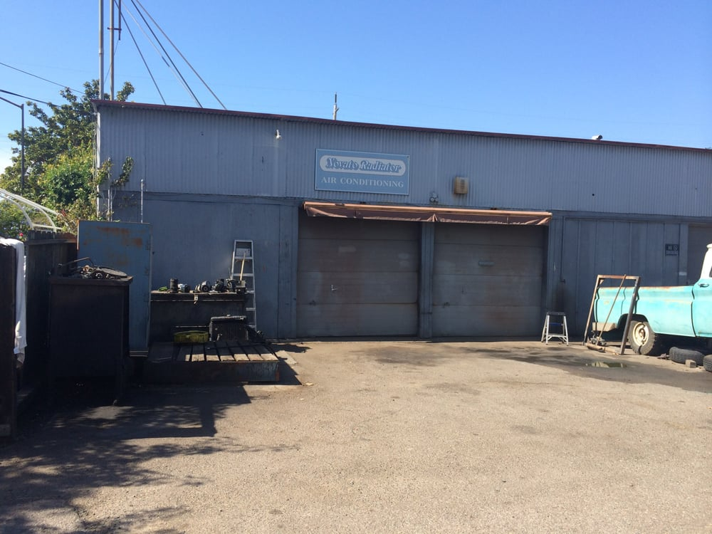 Novato Radiator - Auto Parts & Supplies - 904 Vallejo Ave, Novato ...