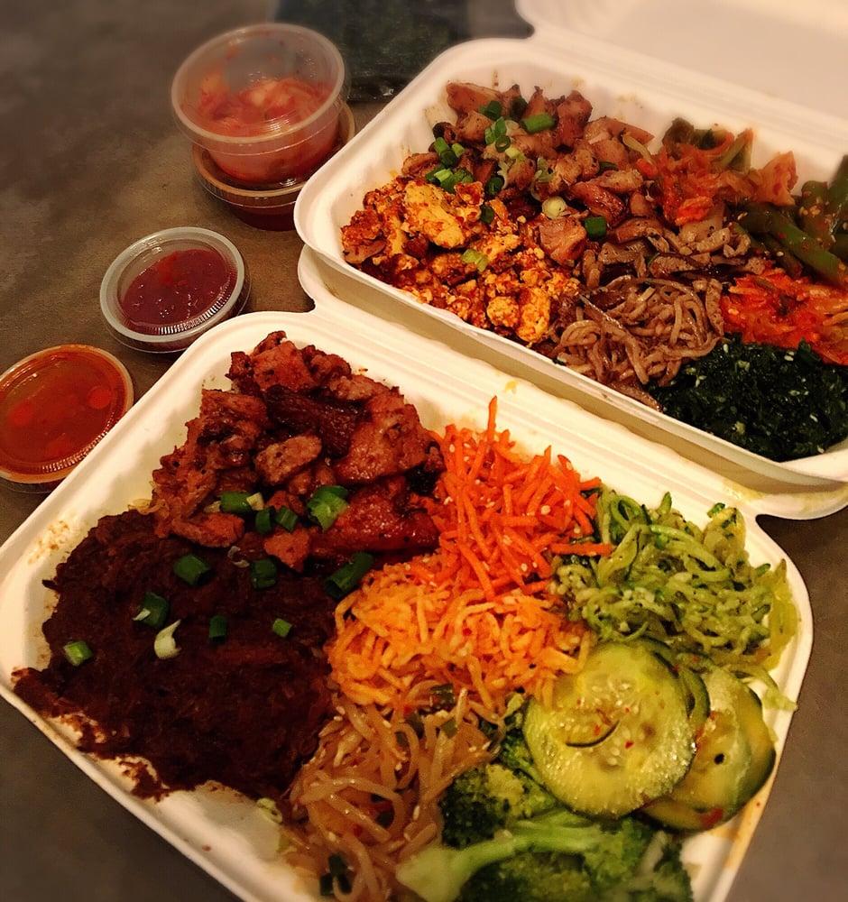 Hom S Korean Kitchen