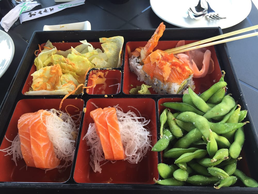 bento lunch special for about 20 with tax incl yelp. Black Bedroom Furniture Sets. Home Design Ideas