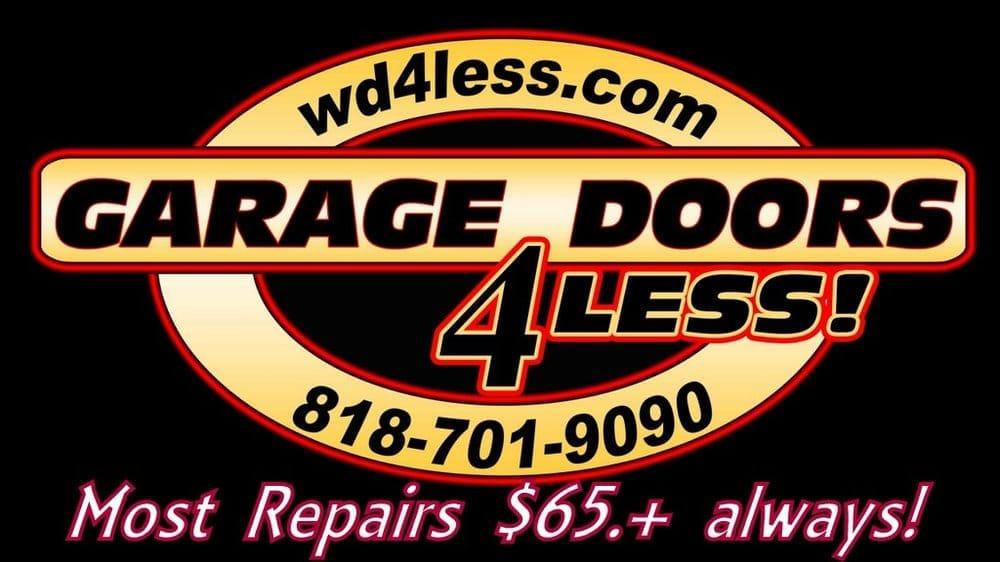 Fast garage door repair tuttofare 21550 oxnard st for Garage door repair oxnard