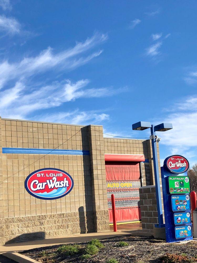 St. Louis Car Wash: 1535 Smizer Mill Rd, Fenton, MO
