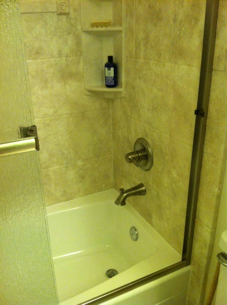 New Shower Bath Yelp