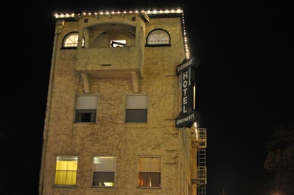 Everhart Hotel - Hotels - 105 S Church St, Grass Valley ...