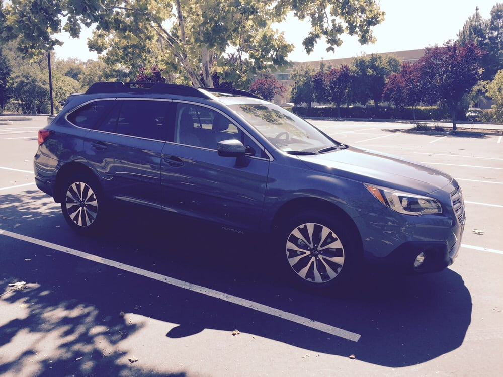 2016 Subaru Outback 3 6r Limited With Option Pkg 23 And
