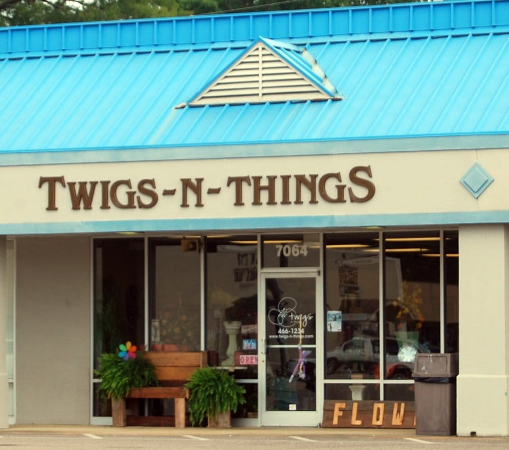 Twigs-n-Things: 7064 Hwy 64, Oakland, TN