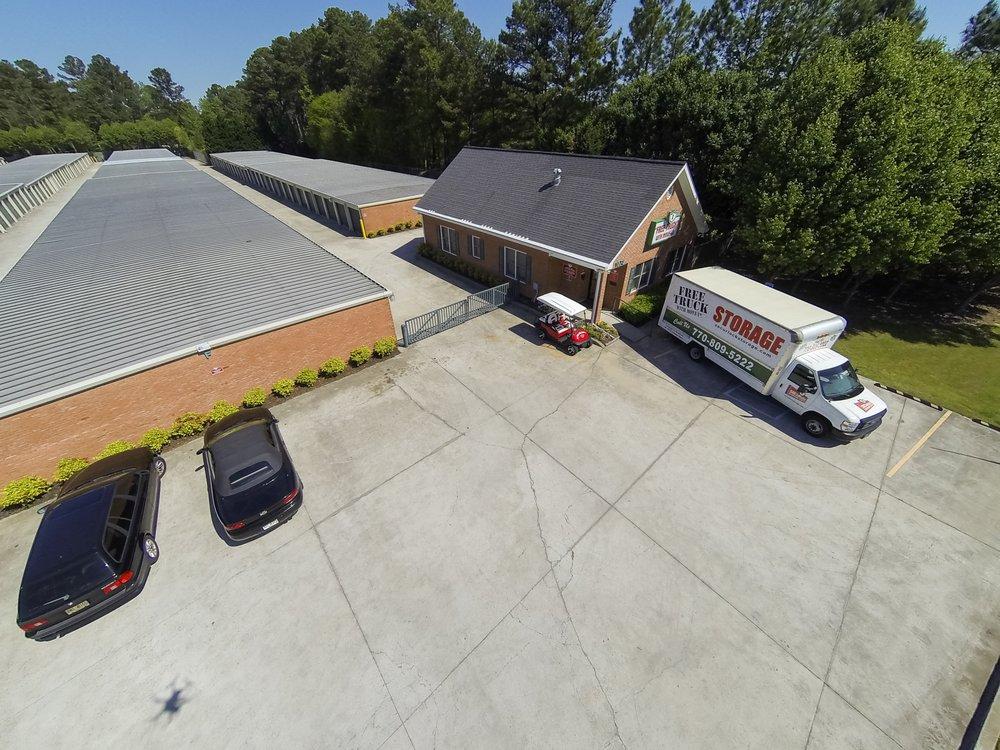 ... Storage & Storage Units - 1573 Athens Hwy, Grayson, GA, United States